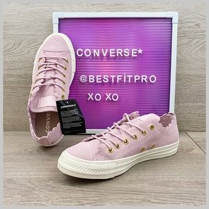 🦋Converse Chuck Taylor All Star (Frilly Thrills)